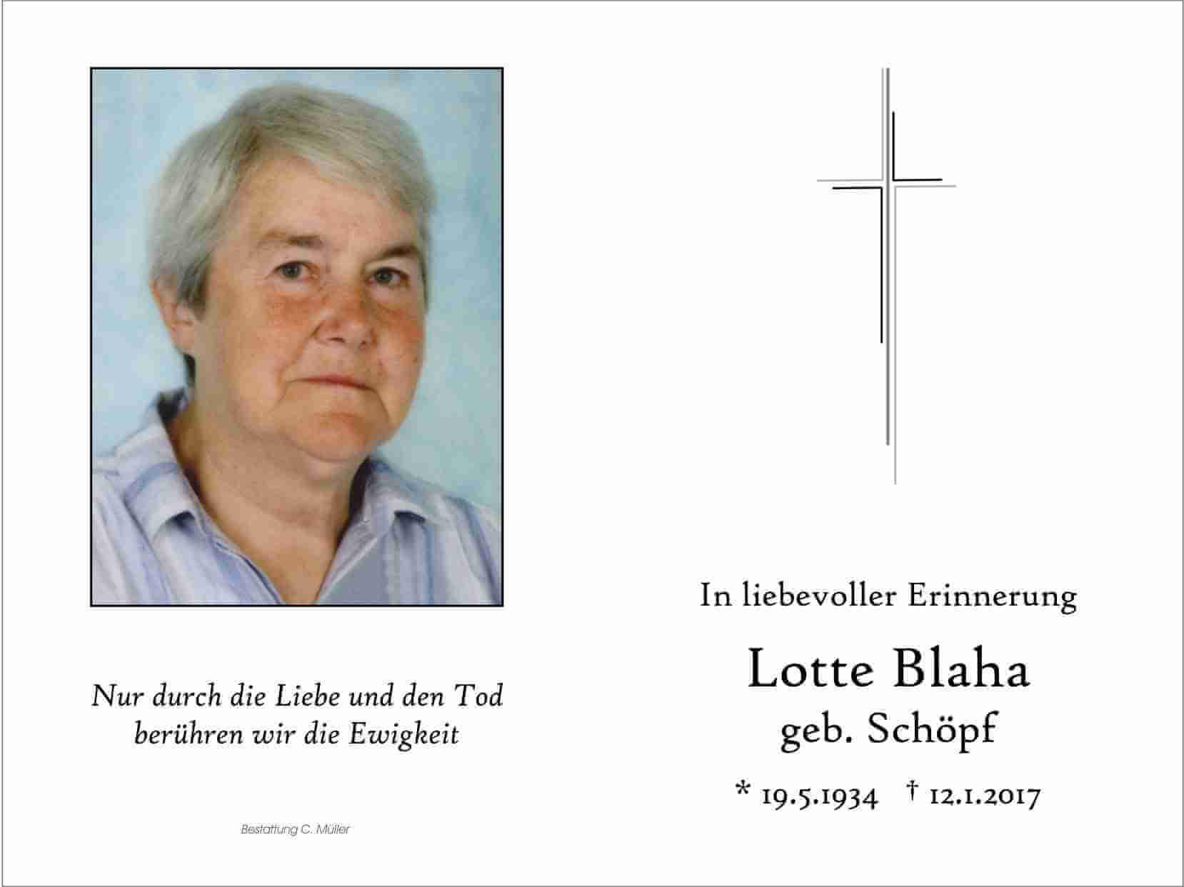 170525_blaha_lieselotte_ab - Bestattung C. Müller